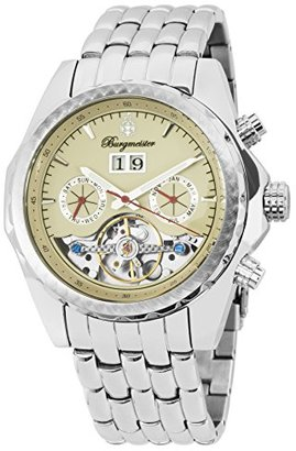 Burgmeister Gents Automatic Watch Valencia bm137 – 191 A