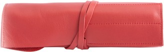 Royce Leather Royce Cosmetic Makeup Brush Case - Genuine Leather