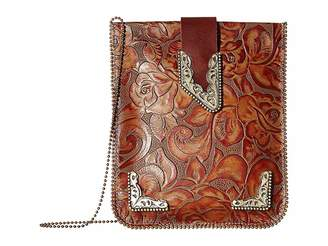 Leather Rock Charmaine Cell Pouch
