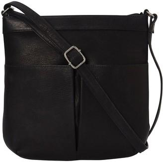 Le Donne Leather Crossbody Bag - Ambrose