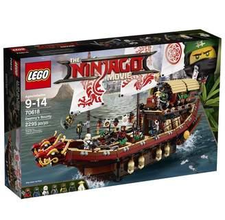 Lego NINJAGO Destiny's Bounty - 70618