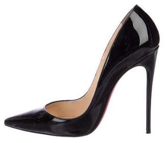 Christian Louboutin So Kate Patent Leather Pumps