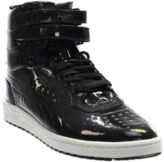 Puma Men's Sky Ii Hi Patent Emboss Fashion Sneaker