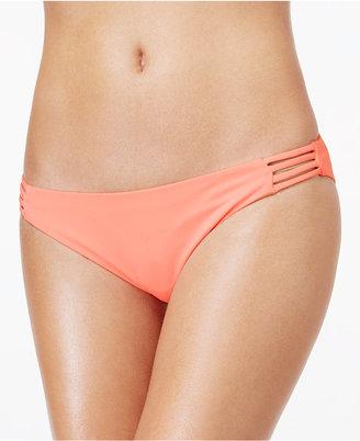 Roxy Butter Strappy Hipster Bikini Bottoms $39.50 thestylecure.com