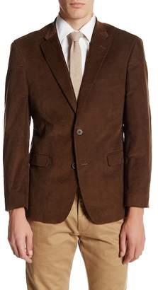 Tommy Hilfiger Willow Two-Button Notch Lapel Suit Separates Corduroy Sport Coat $295 thestylecure.com