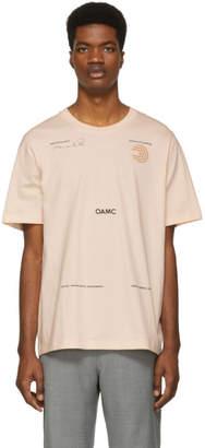 Oamc Pink Schule T-Shirt
