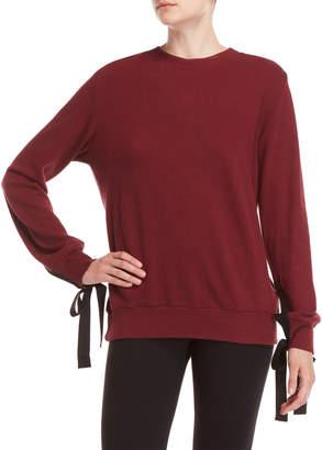 Clu Tie-Sleeve Sweater