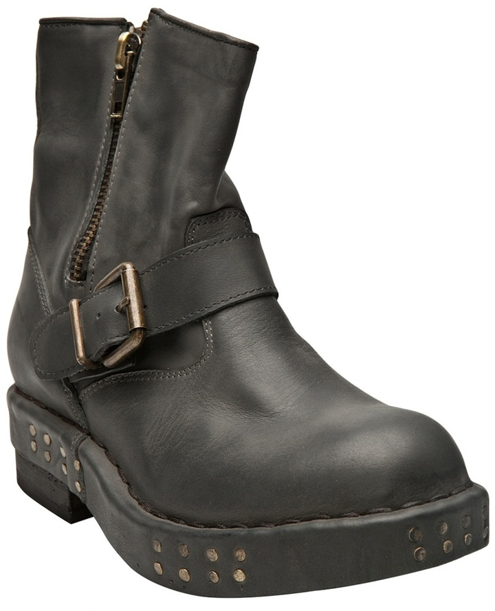 Jeffrey Campbell Newham leather boot