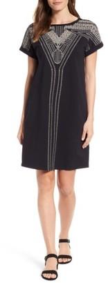 Women's Nic+Zoe Havana Nights Tunic Dress $138 thestylecure.com