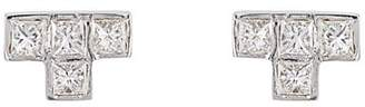 Ileana Makri Women's Pixel Stud Earrings