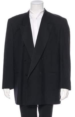 Karl Lagerfeld by Wool Tuxedo Blazer