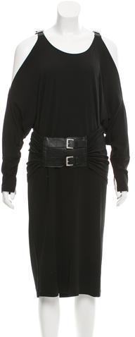 MICHAEL Michael KorsMichael Kors Midi Cocktail Dress