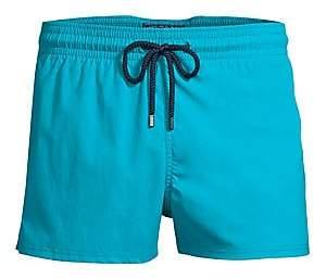 Vilebrequin Men's Solid Stretch Shorts
