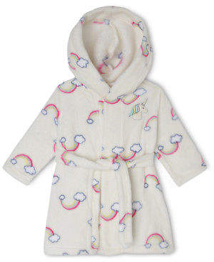 Sprout NEW Girls Dressing Gown Vanilla