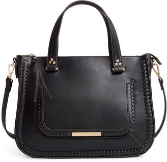 Sole Society Dayla Faux Leather Satchel