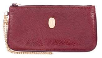 Cartier Leather Wristlet