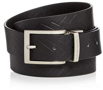 6e49e57bcf Giorgio Armani Black Men's Belts - ShopStyle