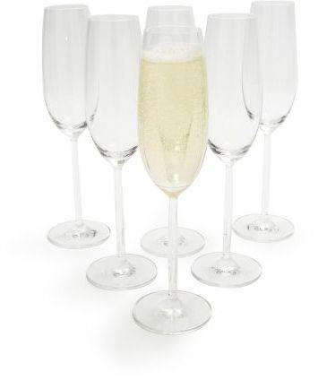 Schott Zwiesel Diva Champagne Flutes, Set of 6