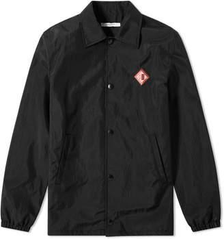Givenchy Cordura Logo Coach Jacket