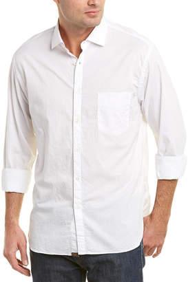 Billy Reid John T Standard Fit Woven Shirt