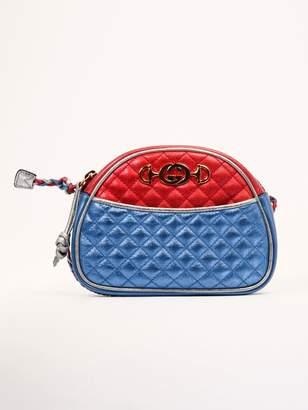 Gucci Mini Bag Laminated Leather