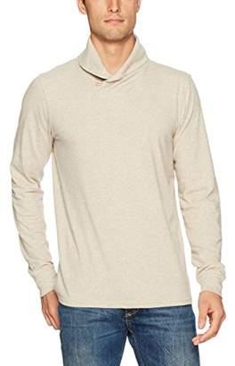 Lucky Brand Men's Popover Shawl Neck Shirt
