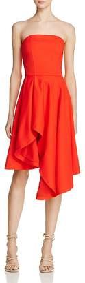 Elliatt Origin Strapless Dress $205 thestylecure.com