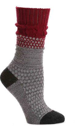 Smartwool Popcorn Cable Boot Socks - Women's