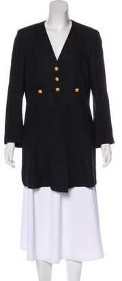 Sonia Rykiel Lightweight Knee-Length Coat