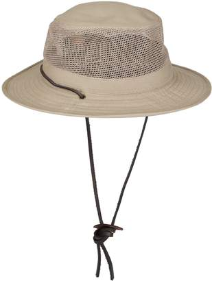 Stetson Takani Mesh Top Drawstring Hat