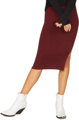 Sanctuary Essentials Knit Skirt