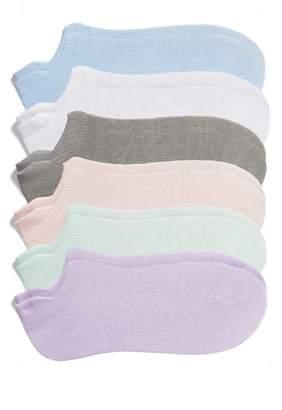 Sof Sole 6-Pack Multi-Sport Cushion No Show Tab Socks