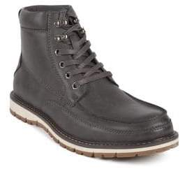 Kenneth Cole Reaction Claxtin Lace-Up Boots