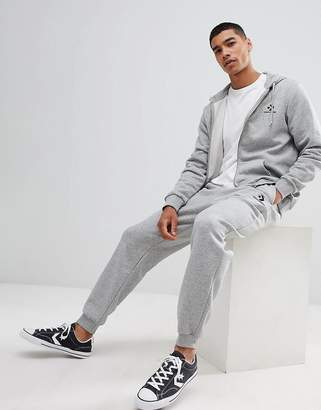 Converse Joggers In Gray 10008815-A03