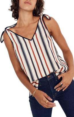 Madewell Tie Strap Tank
