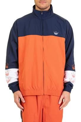 bcebbae3c9a8 adidas Blocked Warm Up Sweatshirt