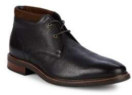 Cole Haan Watson Chukka II Pebbled Leather Boots