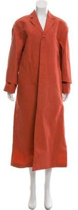 Oamc Structured Long Coat w/ Tags
