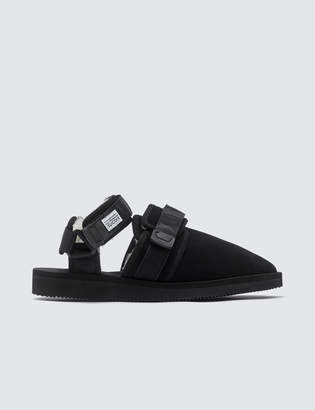 2ca28a558c63 at HBX · Suicoke NOTS-MAB Sandals