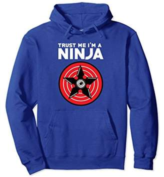 Trust Me I'm A Ninja Pullover Hoodie Gift