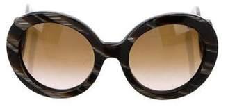 Prada Baroque Oversize Sunglasses