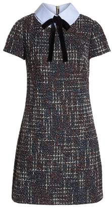 1901 Tweed Shift Dress
