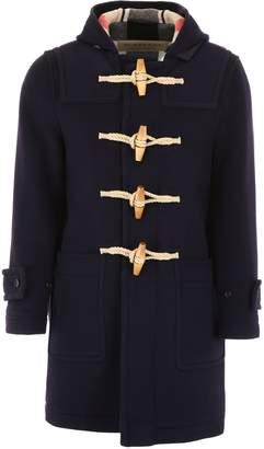 Burberry Greenwich Pea Coat