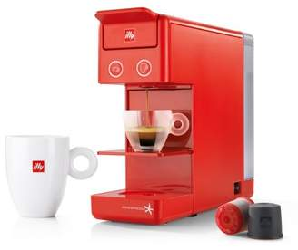 Illy Y3.2 Iperespresso Espresso & Coffee Machine - Red
