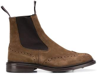 Tricker's Trickers brogue boots