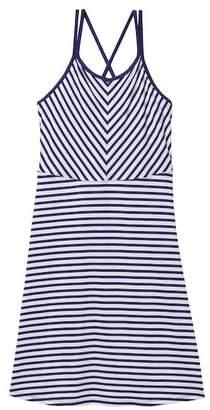 Harper Canyon Strappy Printed Dress (Big Girls)