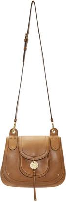 See by Chloé Brown Medium Charm Bag $495 thestylecure.com