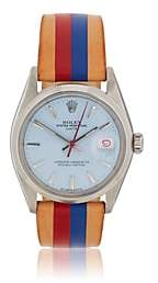 Rolex La Californienne Women's 1972 Oyster Perpetual Date Watch - Blue