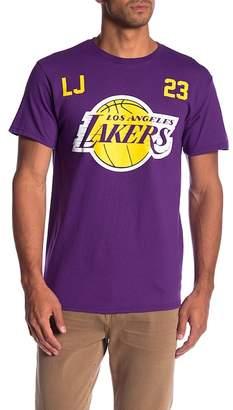 UNK NBA NBA LA Lakers 23 Lebron James Tee