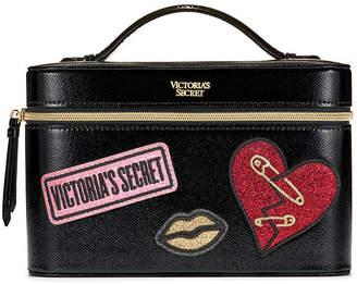 Victoria's Secret Victorias Secret Patch Vanity Case